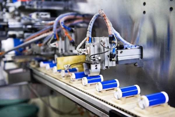 电池材料行业