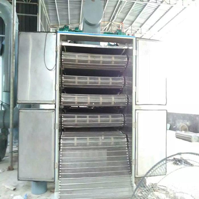 染料帶式干燥機