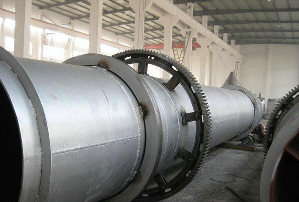 甲醇钠专用干燥设备回转滚筒干燥机