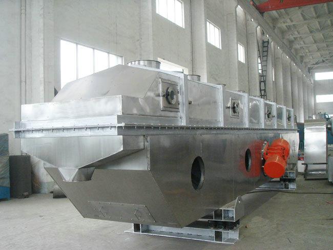 硫胺专用干燥设备振动流化床干燥机