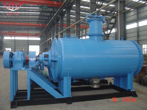 唑酸钠专用耙式真空干燥机