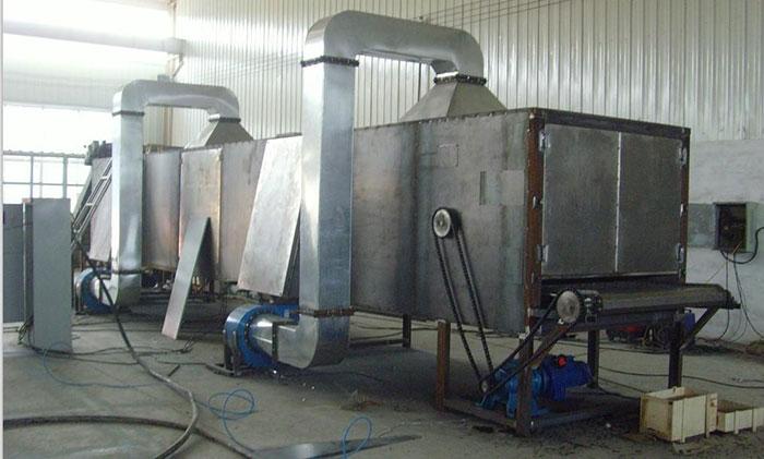 顏料帶式干燥機